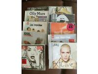 CD Albums x 10 £5 for All