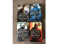 Peter V Brett books