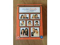 Modern Family DVD box sets series 1 - 3
