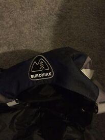 Eurohike hiking backpack