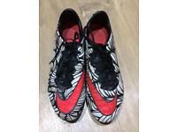 Nike Neymar Hypervenom football boots UK size 6,5 VGC