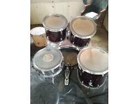 Acoustic drum set for sale