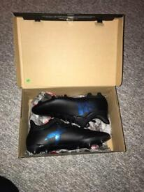Men's black X 17.3 Fg Footbal Shoes