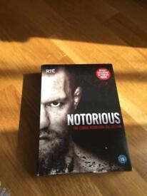 The Conor mcgregor collection 2 disc dvd
