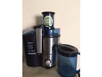 Bosch MES3000GB 700W Whole Fruit Juicer - Brushed St/Steel & Black