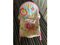 Fisher Price infant to toddler rock