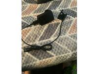 Garmin clip with plug usb- as new- never used