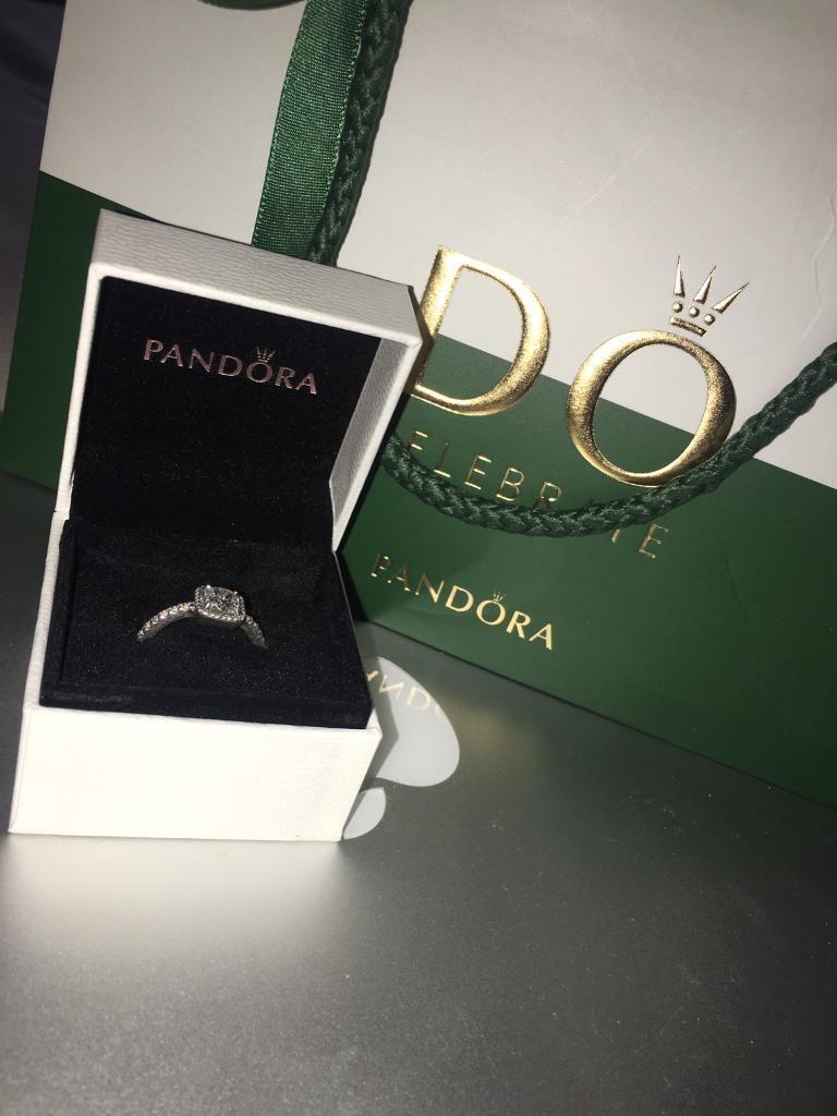 Brand new pandora ring size 52