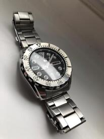 """Seiko SRP599 """"New Monster"""" (modified) sale or swap?"""