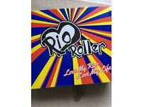 Rioroller rollerboots size 4, never worn