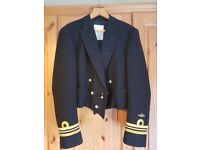 Royal Navy Officers No2. Mess Undress Uniform - Jacket and Trousers