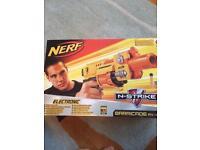 Nuff barricade gun brand new in box
