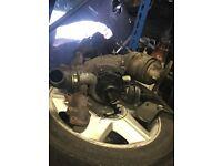 Saab 1.9 turbo diesel