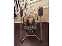 Grace Baby Swing - Battery Operated - Excellent Condition!