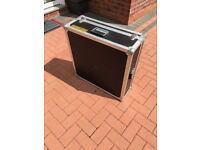Gerneral purpose Flight Case. 680x680x260 .In Worcester. Bought as a cymbal case to tour with.