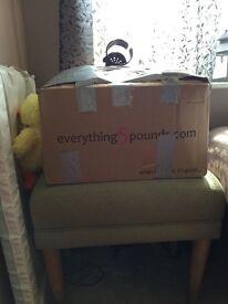 Big box off books/Games/DVD