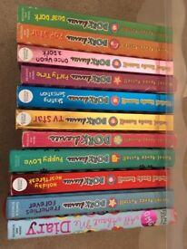 Dork diaries books x11