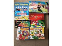8 kids games