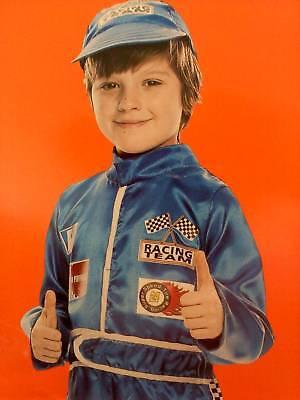 Pit Crew Costume (NEW!  NASCAR Pit Crew Boys Costume HUSKY )