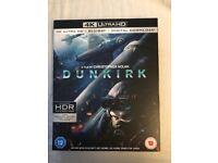 Dunkirk 4K Ultra HD, HDR