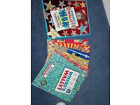 Where's Wally? Wow 6 book set, missing jigsaw