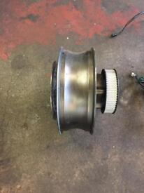 Tmax 530 parts breaking