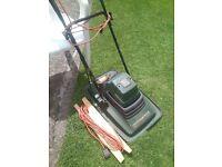 black & decker hovermover lawnmower in very good working order