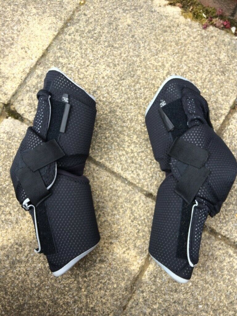 Obo Robo Arm Guards Large Field Hockey Goalkeeper Goalie In