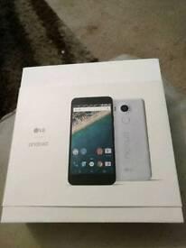 Lg Nexus 5x 32gb white sim free swap or sale