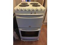 FREE Creda 250 double oven 50cm wide