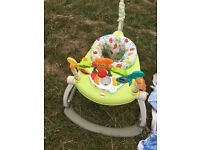Baby bouncer/jumperoo