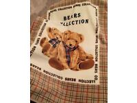 Teddy Bear Blanket
