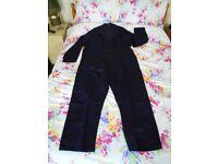 Boiler suit / Overalls - Heavy duty 48 Chest Regular Leg 28 inside - New Old Stock