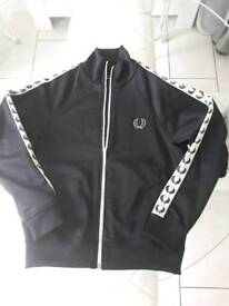 Fred Perry boys zip