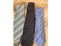 three new tie Rossini