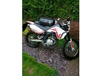 Zx125 2014 plate needs few bits and bobs but runs perfect