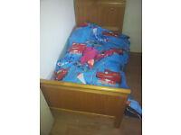 free toddler bed freebie