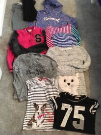 Huge bag of clothes 11-12 yrs Next, joules and lots more