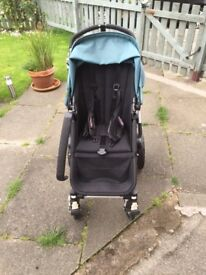 Bugaboo camelon3 buggy mint green