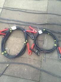 Jump leads (booster cables)