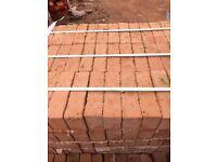 Bricks Sandy Red - 330 bricks for £140
