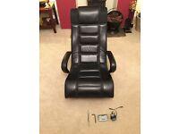 X-Rocker Wireless Gaming Chair