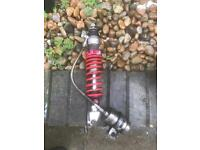 Gilera runner piaggio typhoon Pm tuning shock