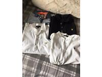 Boys polo shirts