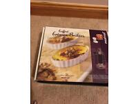 Cremes Brulees gift set - with blow torch