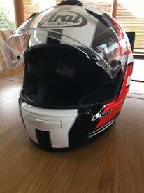 Arai Axces 3 motorcycle helmet XL