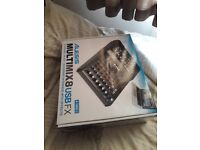 Alesis Multimix 8 USB FX For Sale