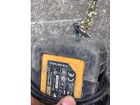 JCB battery with charger FREE