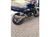 Suzuki bandit 1200 mk2