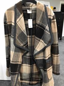 Ladies coat by George at Asda size 8 brand new with tags